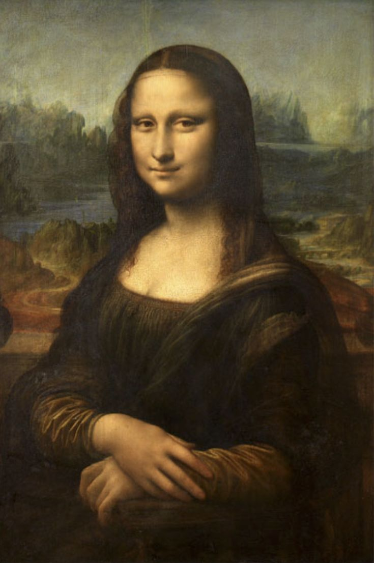 La Gioconda, también conocida como La Mona Lisa, fue creada por Leonardo da Vinci entre loa años 1503 -1519 y pertenece al Cinquecento del Renacimiento italiano. La escogí por ser un ejemplo de la técnica del sfumato, inventado por el artista.