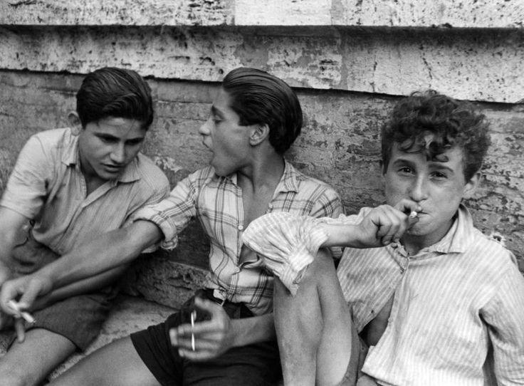 Naples, 1948   David Seymour