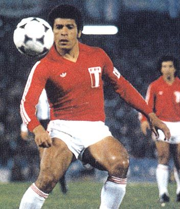 Héctor Chumpitaz, Perú