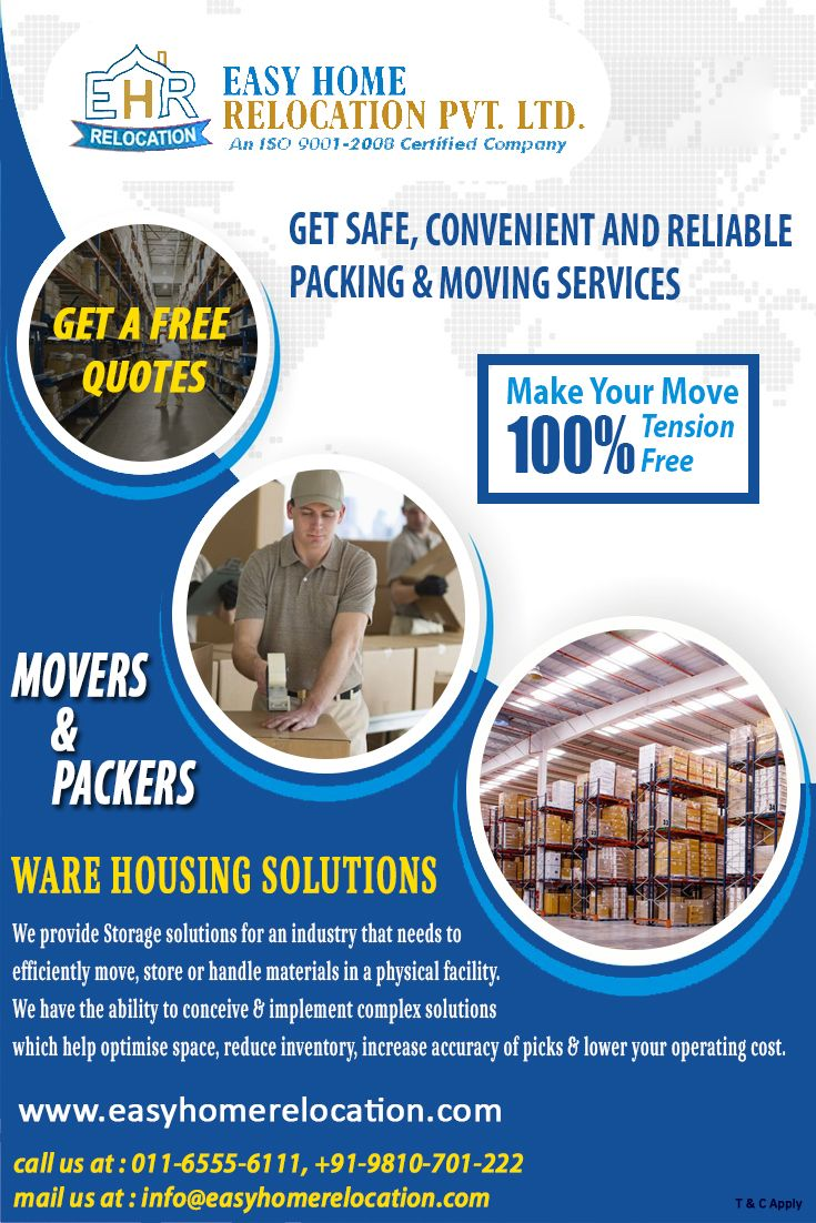 Contact Us Today For Best Ware Housing Solution in Delhi. Get Quotation Here:http://bit.ly/2ezNuFn