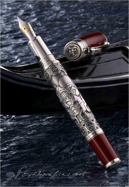 montegrappa pens | NEW Montegrappa - Italy: Penne Stilografiche della Bella Italia - The ...
