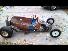 The Rat Rod Wagon Returns! - YouTube