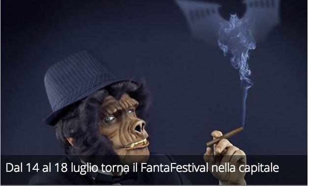 Dal 14 luglio al 18 luglio torna il FantaFestival!