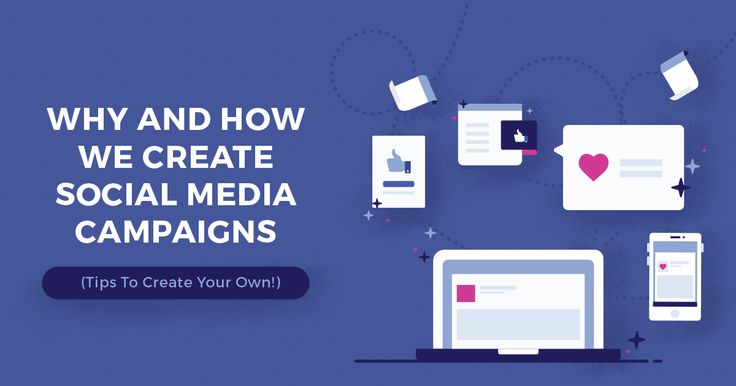 How do you create a successful social media campaign? In this article, we share our personal approach to social media campaigns with some tips for you!