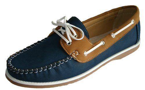 Mujer Coolers Nobuk Falso Mocasines Piel Con Cordones Zapatos Náutico le gusta? Haga clic aquí http://ift.tt/2c5GGi6 :) ... moda