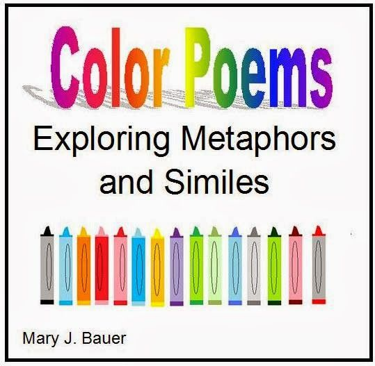 Classroom Freebies Too: Color Poems: Exploring Metaphors and Similes
