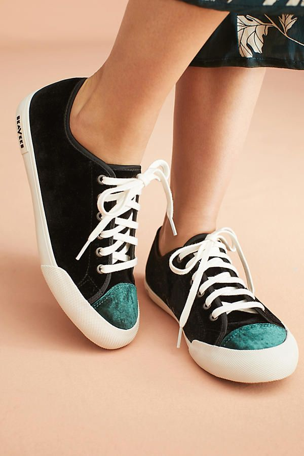 SeaVees Velvet Wintertide Sneakers