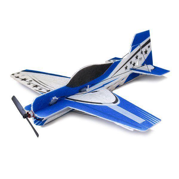 SAKURA 417mm Wingspan 3D Aerobatic EPP Micro RC Airplane KIT