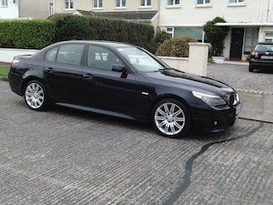 bmw m sport for sale very good condition fully serviced full m sport extras alloys new tyres family owned car well looked after nct and taxed ew cl em ac cd player black leather seats 6 speed gearbox carbon trim Dublin 14