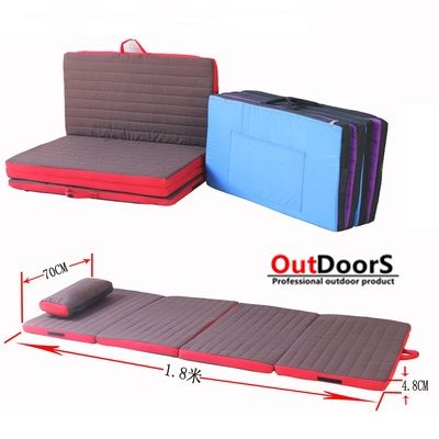 150.00$  Watch here - http://ali0al.worldwells.pw/go.php?t=32665610376 - Shipping free  Rollaway bed  nap pad moisture camping mat yoga mat student lunch break sleeping pad camping pad bay