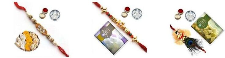 Tell your sibling, no matter how far you both are but still they hold special place in your heart and you will love them for all your life. Sisters can buy lovely Rakhis, Pooja thalis, sweets, chocolates, cookies and personalized gifts for their brothers. We have wide selection of golden, silver, beaded and rudraksha rakhi. We have made sending gifts even easier than before, order through us and stay relaxed, our team will take care to deliver the gifts on time. So, now you can send rakhi to…