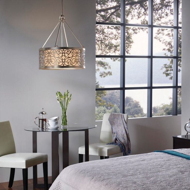 Feiss arabesque 4 light ceiling pendant lighting direct