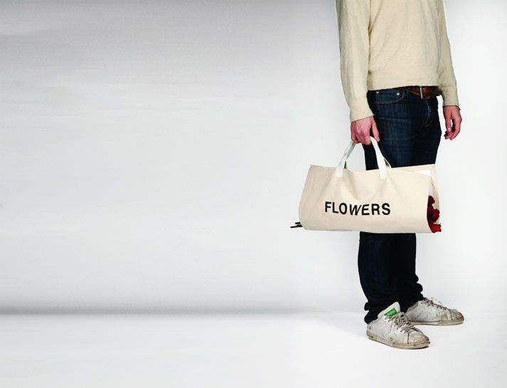 Flower Packaging for February 14.