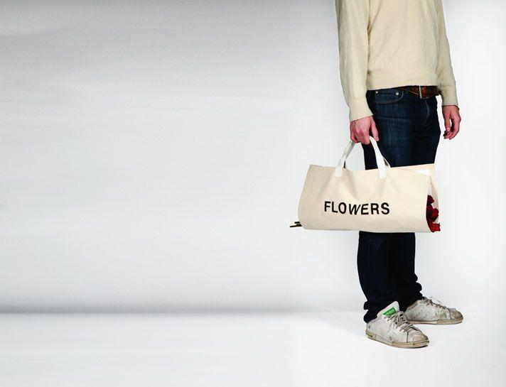 Flower Packaging for February 14.