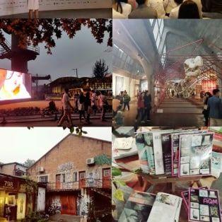 <애드히시브, AQM OFFICIAL : 베이징 디자인 위크를 가다!>