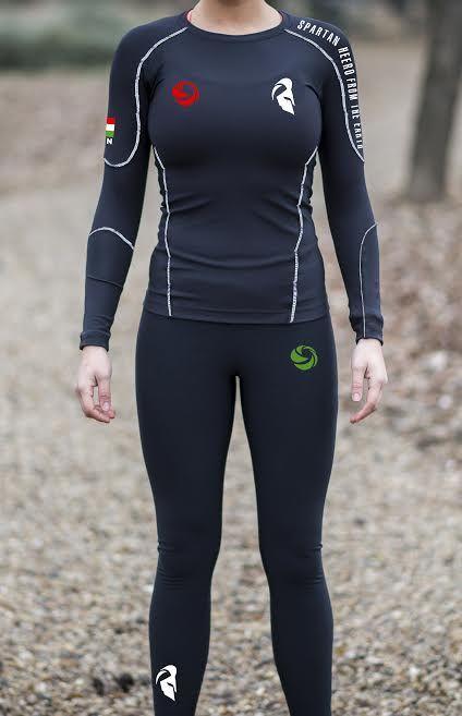 Spartan Heero női aláöltöző sportruházatot akadály futóversenyekre terveztük! Ujjbedugós, kényelmes, anyagának köszönhetően megkönnyíti a sportolást! Heero