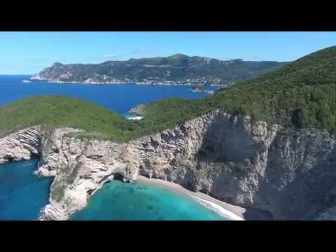 Paradise Beach (Chomi), Corfu, Greece