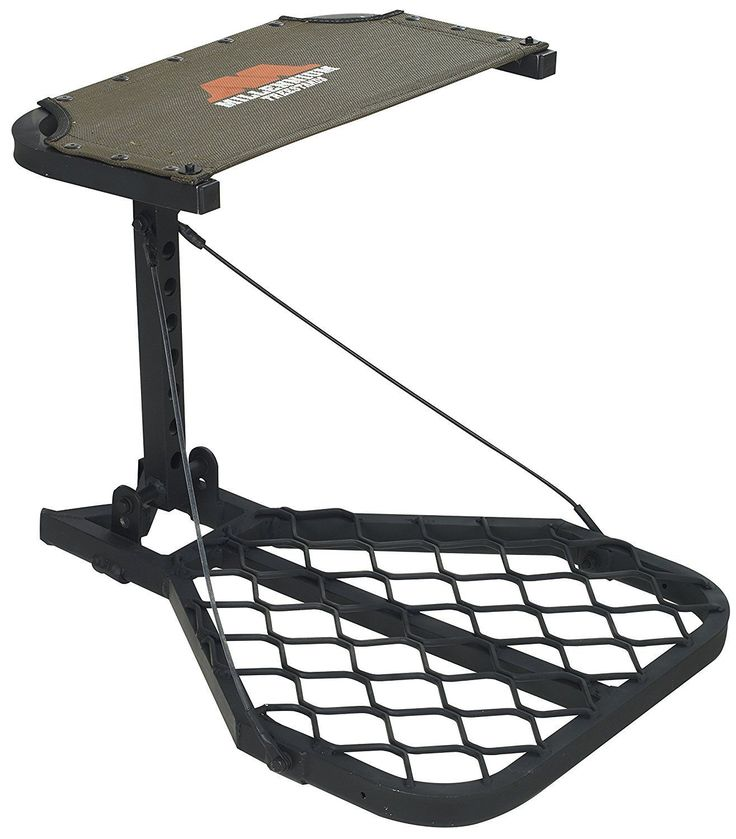 Millennium Treestands M7 Microlite Hang-On Tree Stand (Includes Safety Line)   eBay