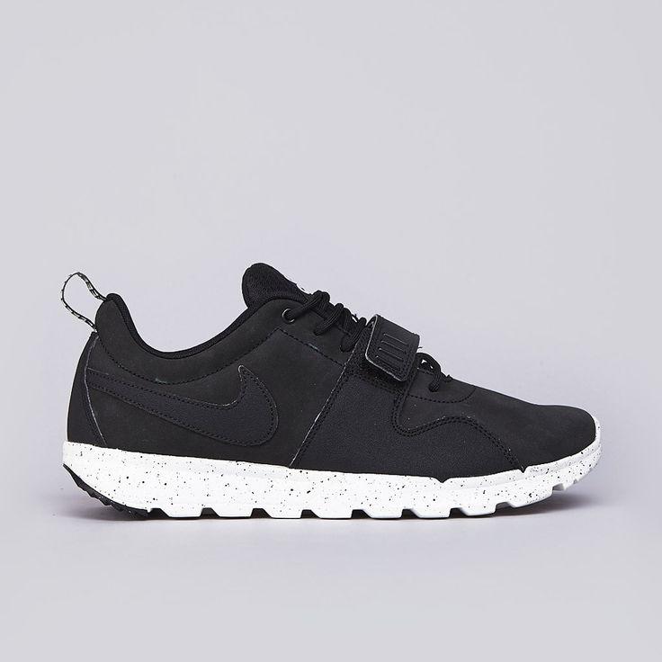Nike Eric Koston 1 De Carreaux En Noir Et Blanc