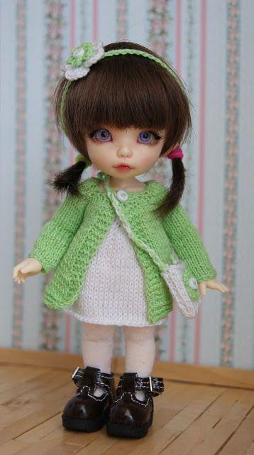 Coco Dolls: Wig numer dwa :)