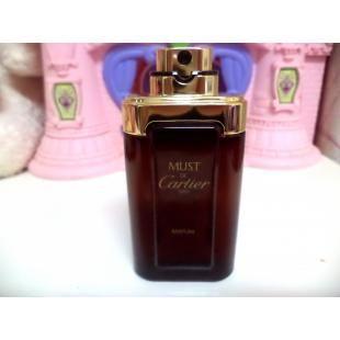 Must De Cartier Pure Parfum 50 ML/1.6 OZ Spray New In Test Box | Health & Beauty | Fragrances | Women | Happeno