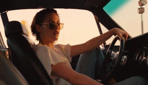 Tumblr Kristen Stewart in Rolling Stones music video Ride Em On Down