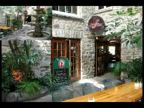 Perth Ontario Restaurant - Fiddleheads Bar and Grill Perth Ontario