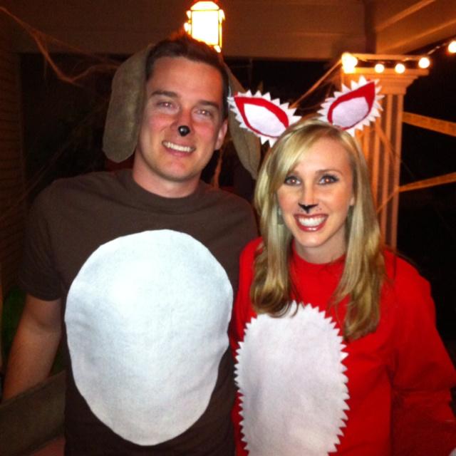 fox and hound halloween costumes hallowen org