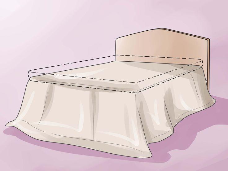 Le cache-sommier (ou jupe de lit) permet d'habiller le lit en couvrant le sommier à ressorts jusqu'au sol. Les cache-sommiers existent dans une variété de styles et peuvent être achetés ou fabriqués. Nul besoin d'être une couturière aguerri...
