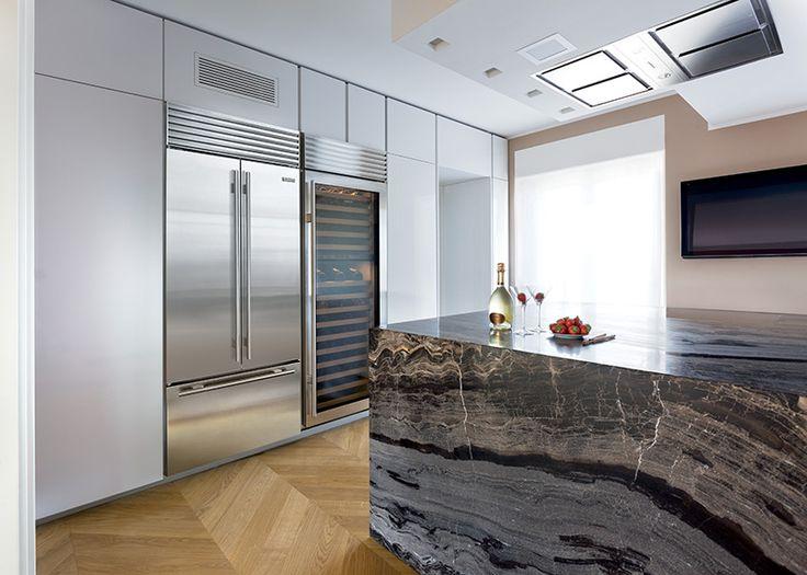 214 best keukens | kookeilanden gespot door uwwoonmagazine images, Deco ideeën