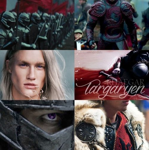 Prince Rhaegar Targaryen was the eldest son and heir of Aerys II Targaryen. He…