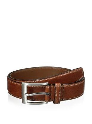 61% OFF J.Campbell Los Angeles Men's Double-Stitched Belt (Cognac)