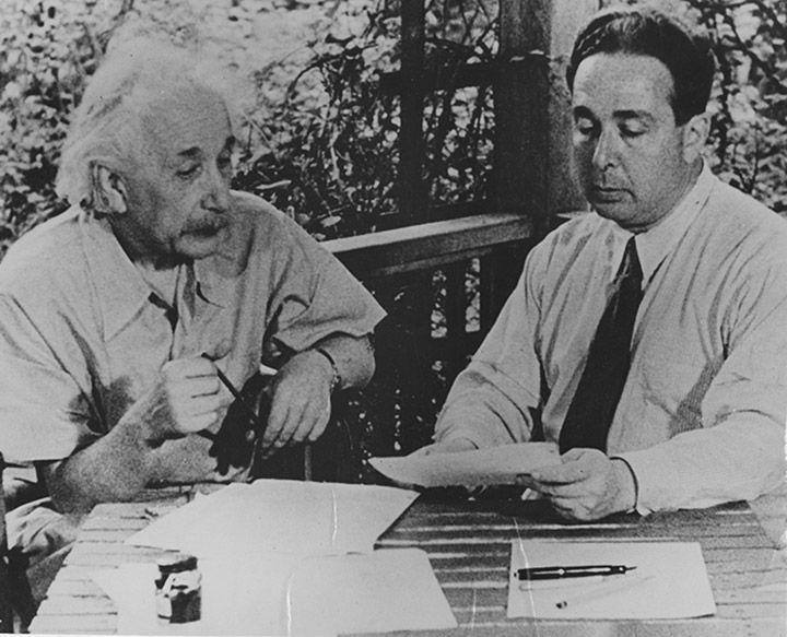 The Manhattan Project: Einstein's Devastating Legacy