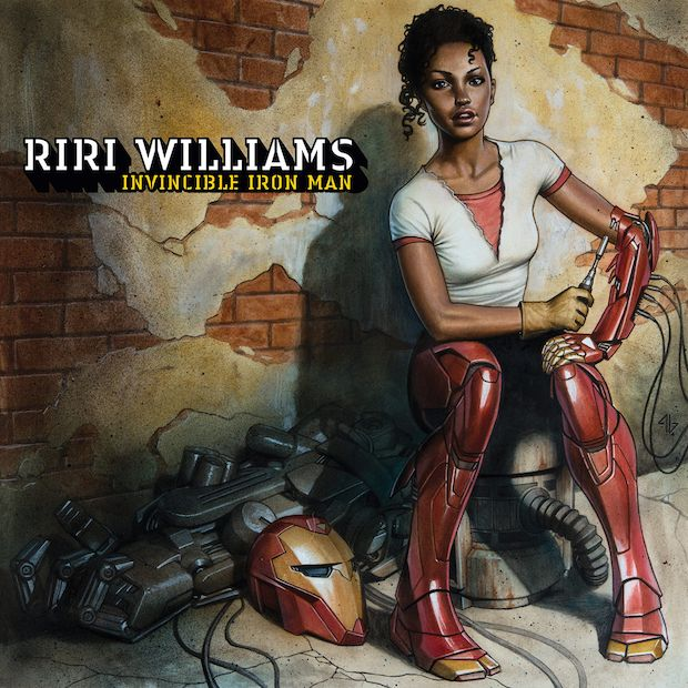 Marvel Reveals New Variant Covers Based on Albums by Dr. Dre, Nas, Missy Elliott, More | Pitchfork