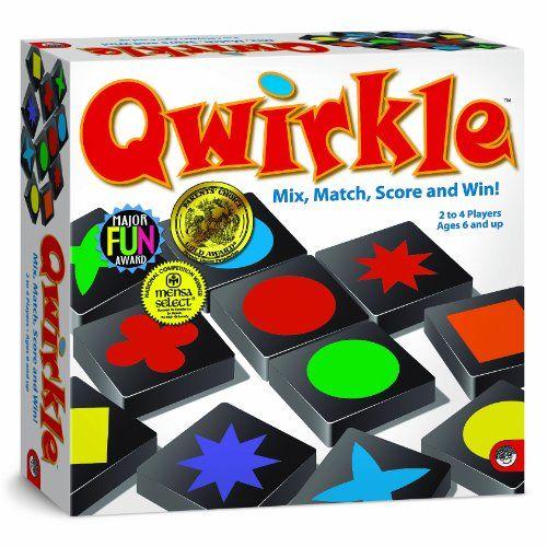 Qwirkle Board Game MindWare