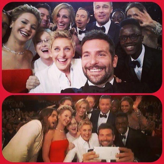 Un selfie de Oscar y el lifestyle actual. Te atreverías TU ?? Ver: http://www.aloastyle.com/2014/03/un-selfie-de-oscar-y-el-lifestyle-actual.html  ♥ #TheEllenShow ♥  #ANGELINAJOLIE #BradPitt #BradleyCooper #EllenDeGeneres #JenniferLawrence #JuliaRoberts #KevinSpacey #Meryl Streep #oscar #oscars #oscars2014 #photo #pic #picture #selfie #tuit #twitter