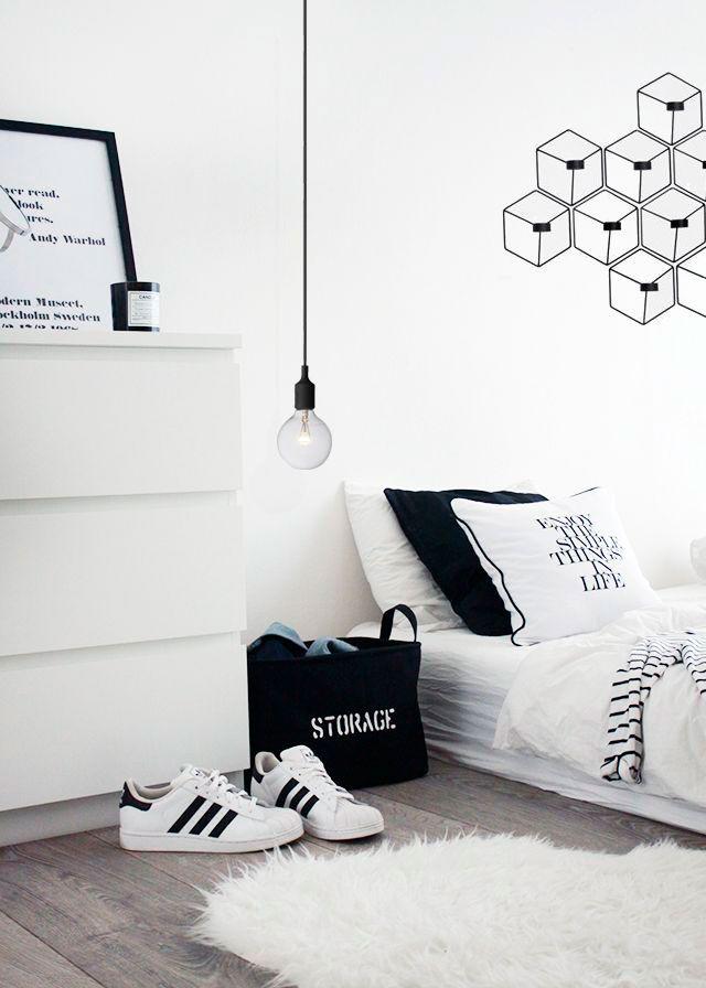 M s de 25 ideas incre bles sobre dormitorio estudiantes en - Decoracion piso de estudiantes ...