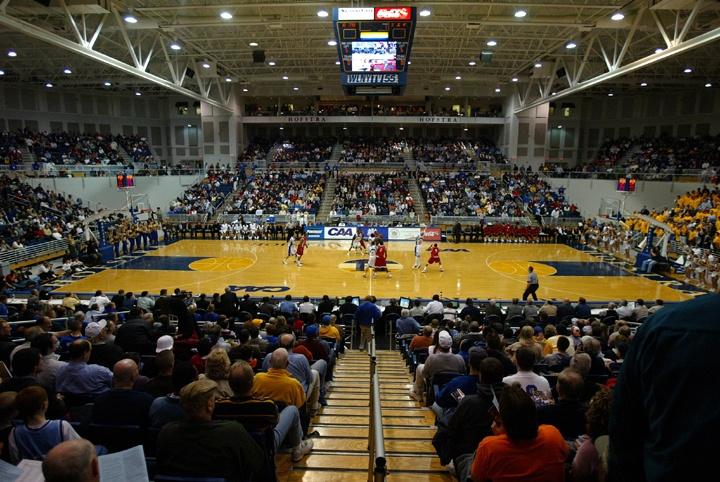 Hofstra University- Mack Sports Complex..inside the basketball court | College Life | Pinterest ...