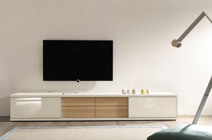 Hulsta Lilac Sideboard Weiß : huelstamoebelhulstafurnitureTAMETATVMoebeltvunitslowboard