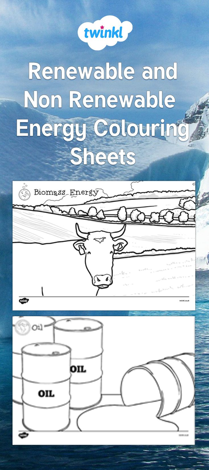 Renforce Learning Perfect For Go Green Week Use These Handy Colouring Sheets To