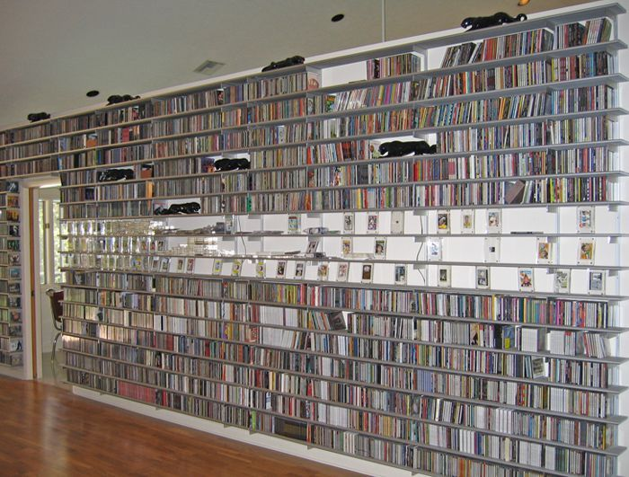 Huge Cd Library Storage Google Search Ronexp Cd St