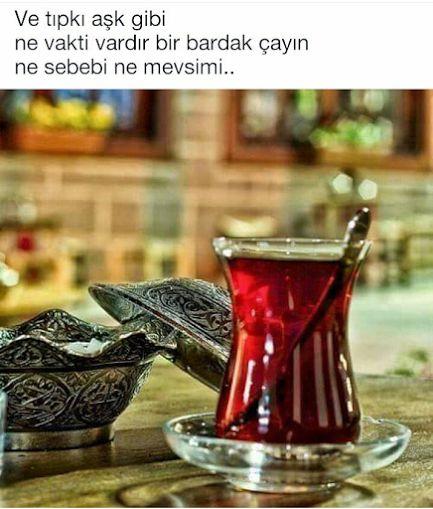 Çay..