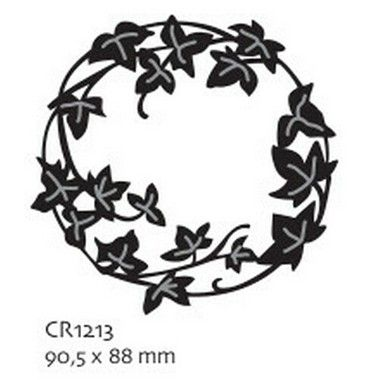Marianne Craftable Hedera Circle  £9.75 RRP http://www.craftwithus.co.uk/landing.php?itemid=369