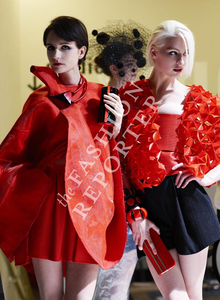 Armani Prive Haute Couture FW14-15   Ph. Antonello Trio