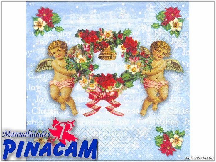 Servilleta decorativa para decoupage  disponible en www.manualidadespinacam.com          #manualidades #pinacam #servilletas