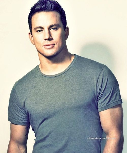 Channing Tatum Holy fucking shit.