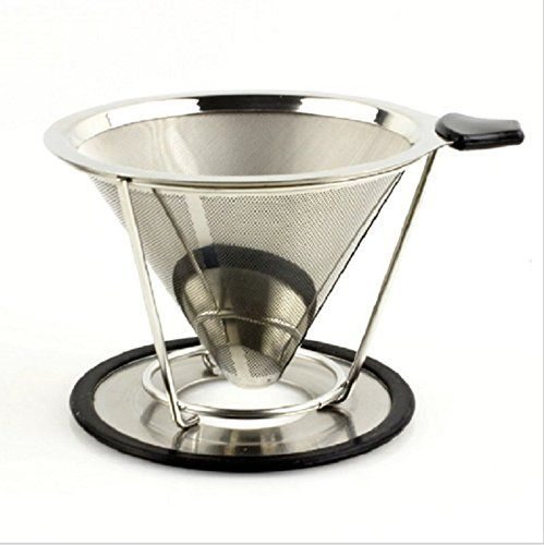 BIGWING Style-Embudo de Café Cafetera Goteo Filtro Acero ... https://www.amazon.es/dp/B01NBFB5Q4/ref=cm_sw_r_pi_dp_x_eqHyybCMJCKER
