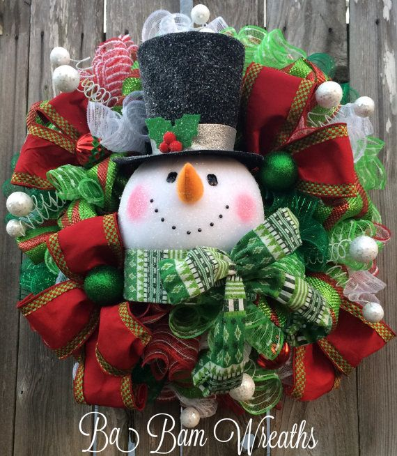 1000 ideas about snowman door on pinterest door hangers for 3 wreath door decoration