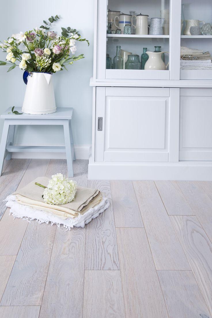 Fresh, light wood flooring from UK Flooring Direct