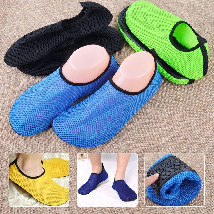 Breathable Mesh Skin Barefoot Shoes Aqua Causal Water Beach Yoga Pool Men Women